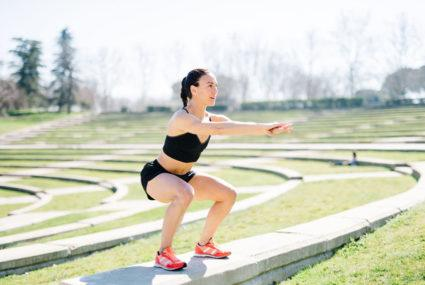 6 HIIT moves that'll boost your happiness