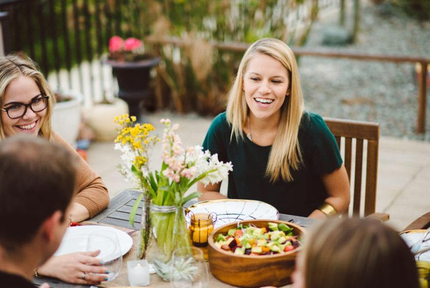 "Planning a summer party? Here's how one pro ""mindfully entertains"""