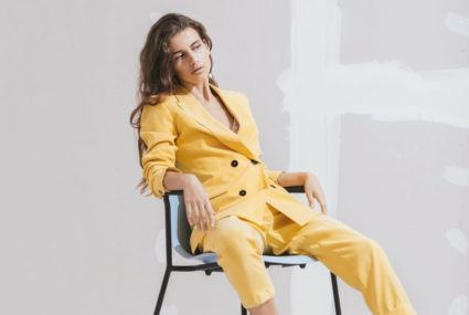 Channel your '80s fashion dreams with the return of the leisure suit