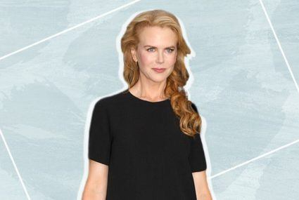 """Nicole Kidman swears by this daily """"micro decision"""" for a happier life"""