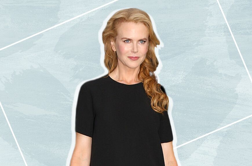 """Thumbnail for Nicole Kidman swears by this daily """"micro decision"""" for a happier life"""