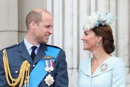 Kate Middleton uses this ballerina-chic accessory to preserve a flawless day-2 updo