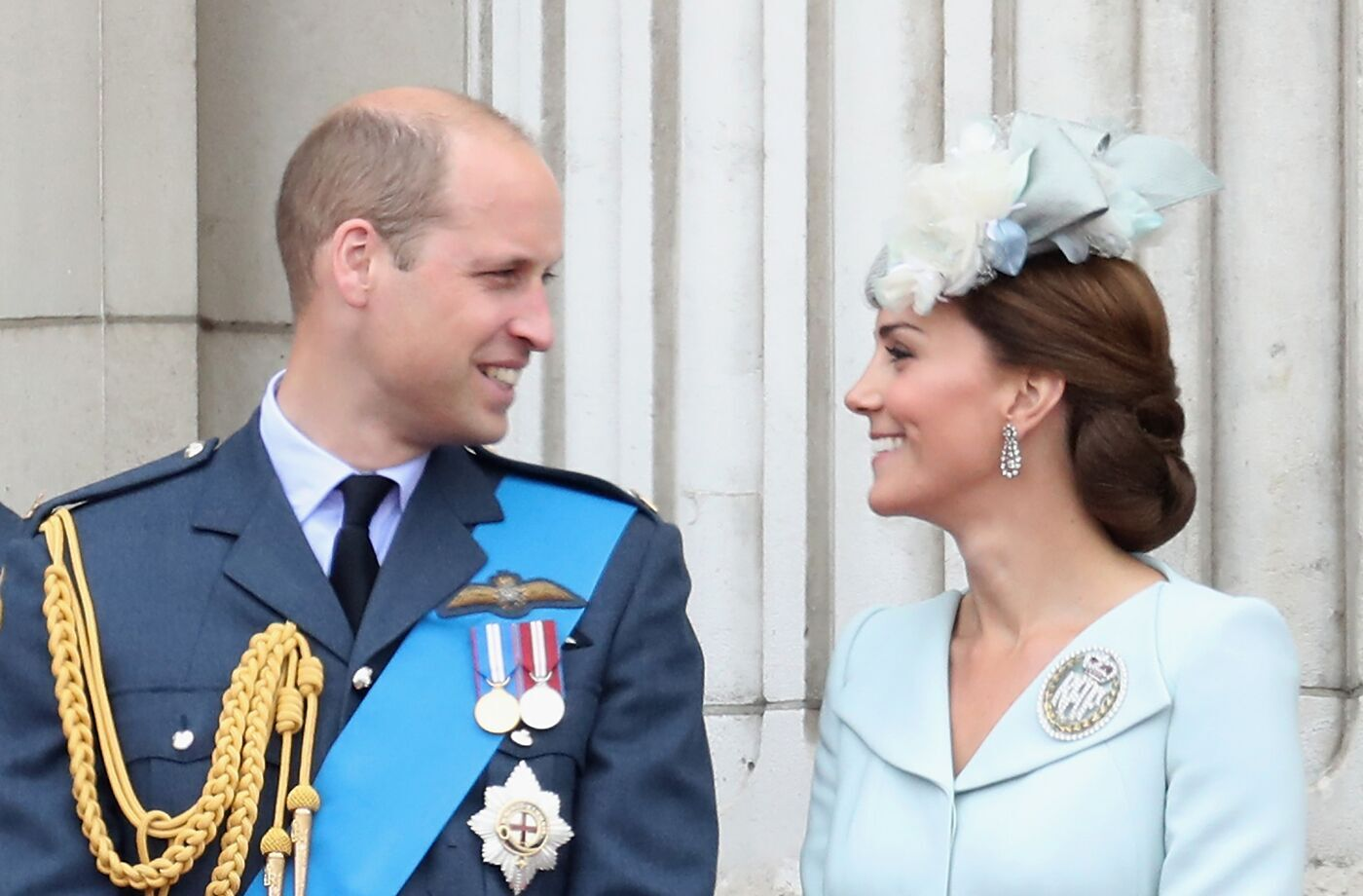 Thumbnail for Kate Middleton uses this ballerina-chic accessory to preserve a flawless day-2 updo