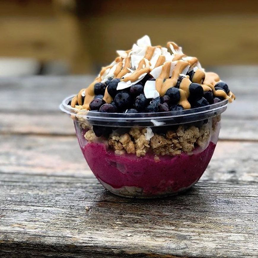 Thumbnail for If you've got bowl goals, here's where to get your acai fix in NYC