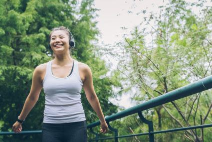 "Endorphins and exercise: How intense does a workout have to be for the ""high"" to kick in?"