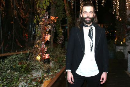 Use Jonathan Van Ness' essential-oil blowout hack to stay cool (and look hot) for the summer