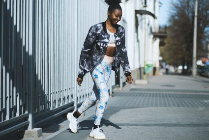 The easiest way to spot a pair of summer-friendly lightweight leggings