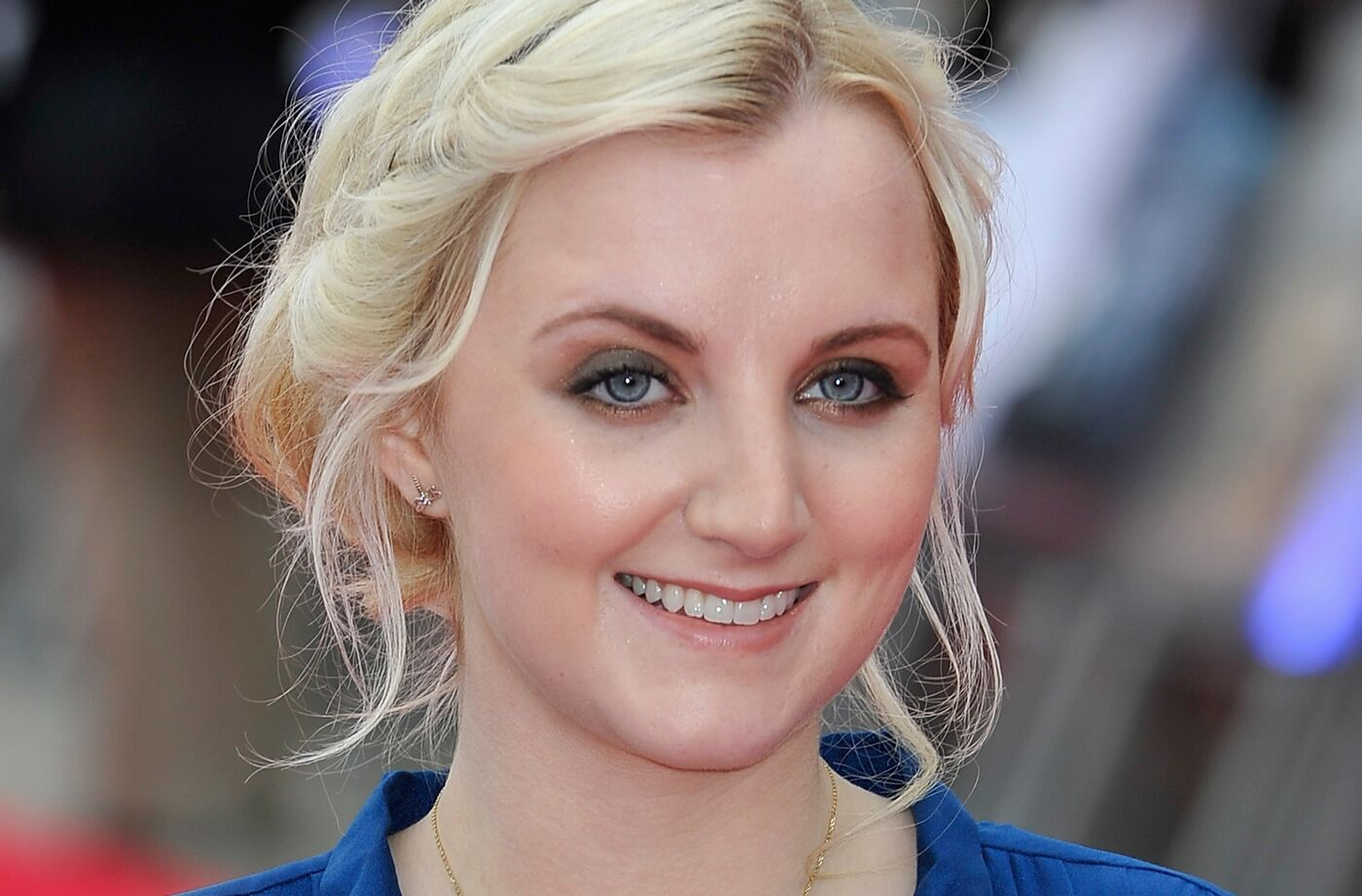 Thumbnail for Pour a round of Butterbeer, Harry Potter fans: Luna Lovegood is launching a cruelty-free beauty box
