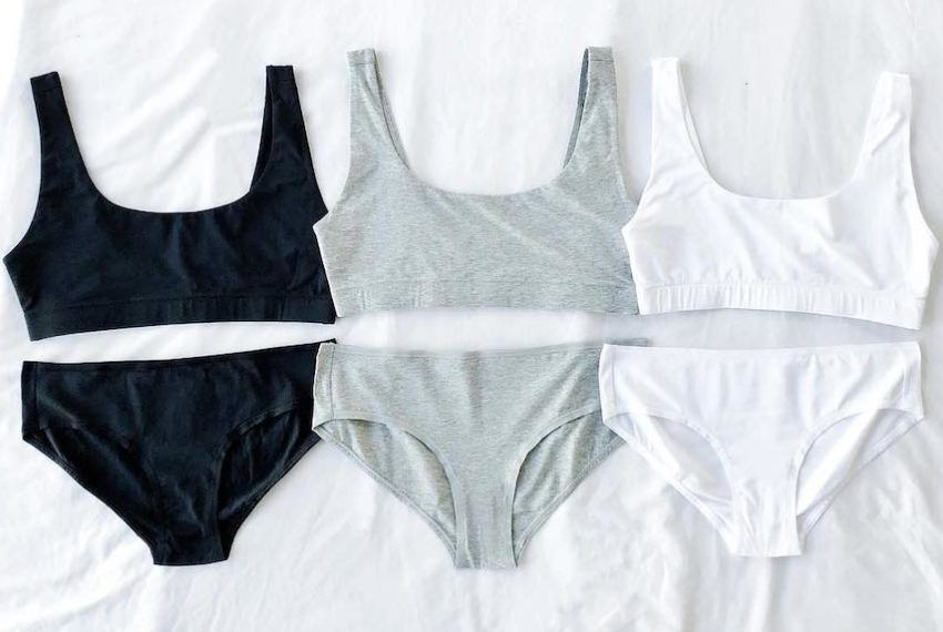 Cute Cotton Underwear That'll Keep Your Lady Bits Cool This Summer