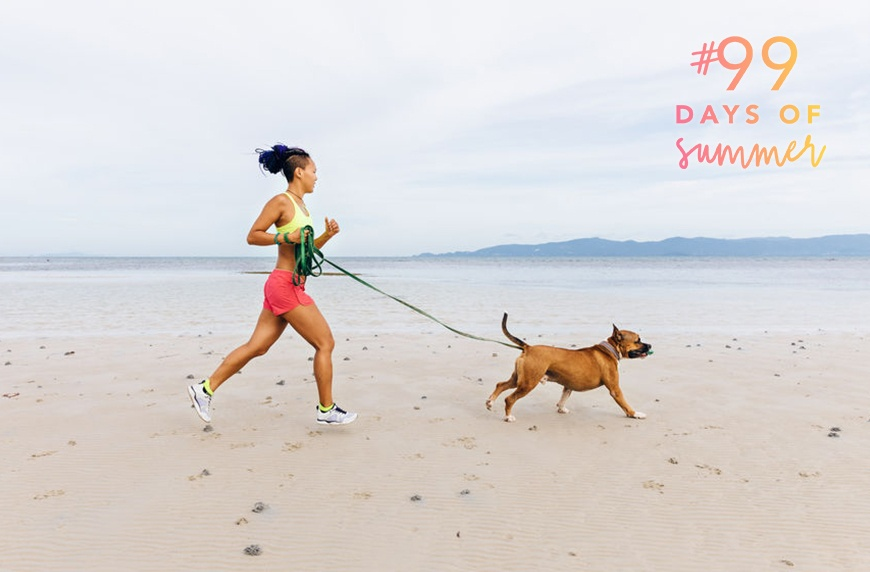 Thumbnail for See Spot run—but make sure he stays healthy in the heat with these tips from a dog expert