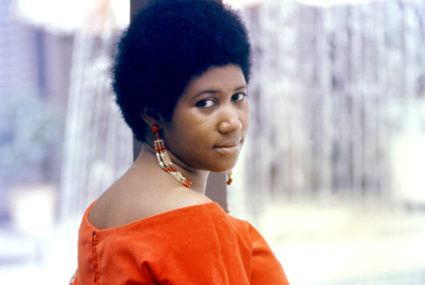 So many musical icons have died recently—but Aretha's the one I can't stop crying about