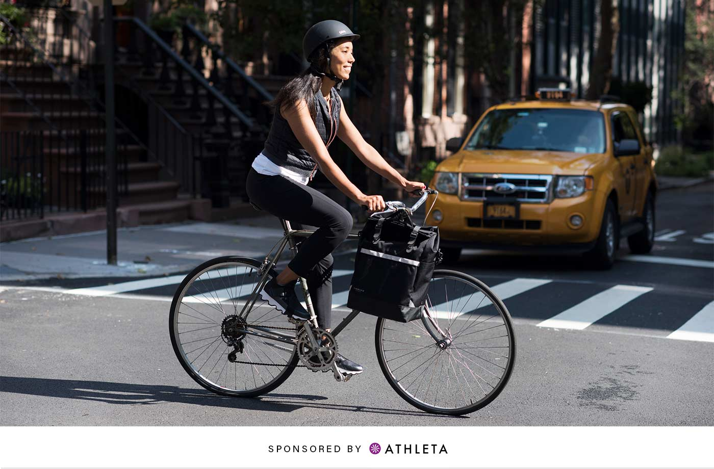 Thumbnail for Why biking to work is the ultimate workout hack (and how to do it yourself)