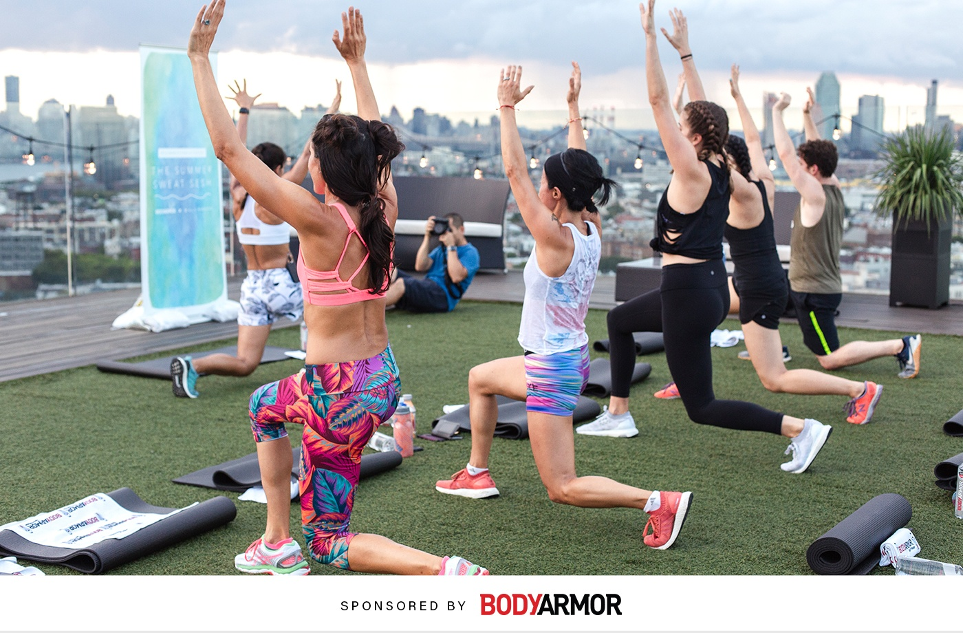 3 ways to instantly upgrade your outdoor workout