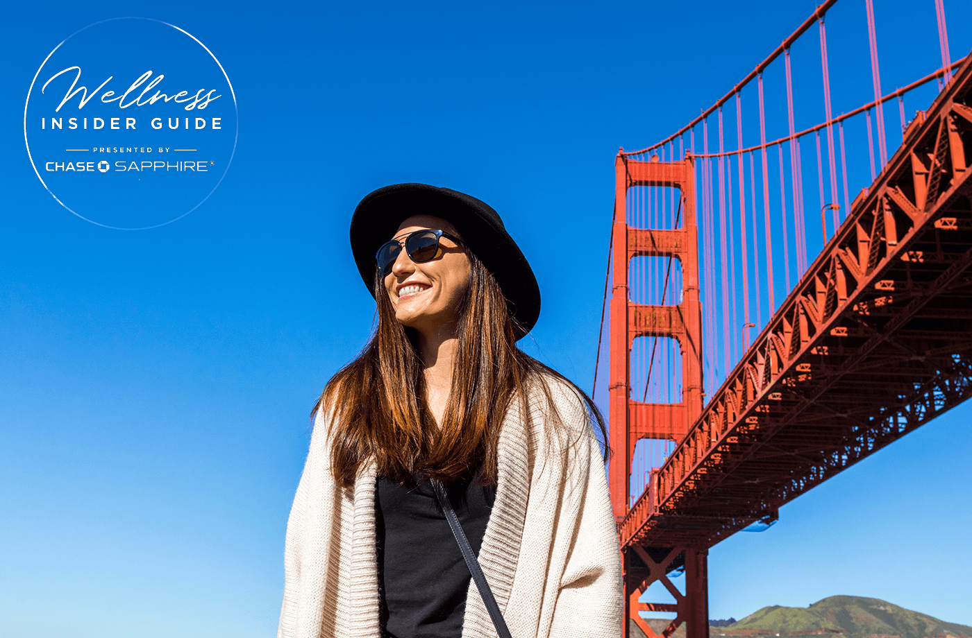Sight seeing in San Francisco will be *so* much easier with this guide to healthy things to do there