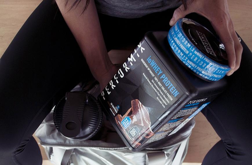 performix iowhey protein