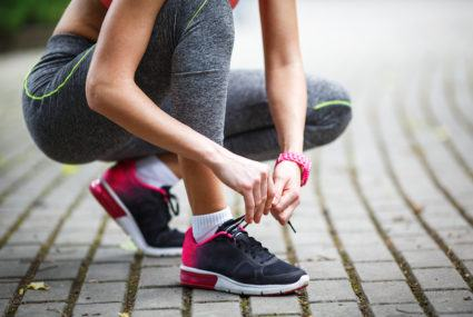 A trainer's plea to change out of your street sneakers at the gym