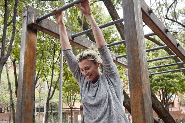 Borrow these activities from your childhood for a great workout IRL
