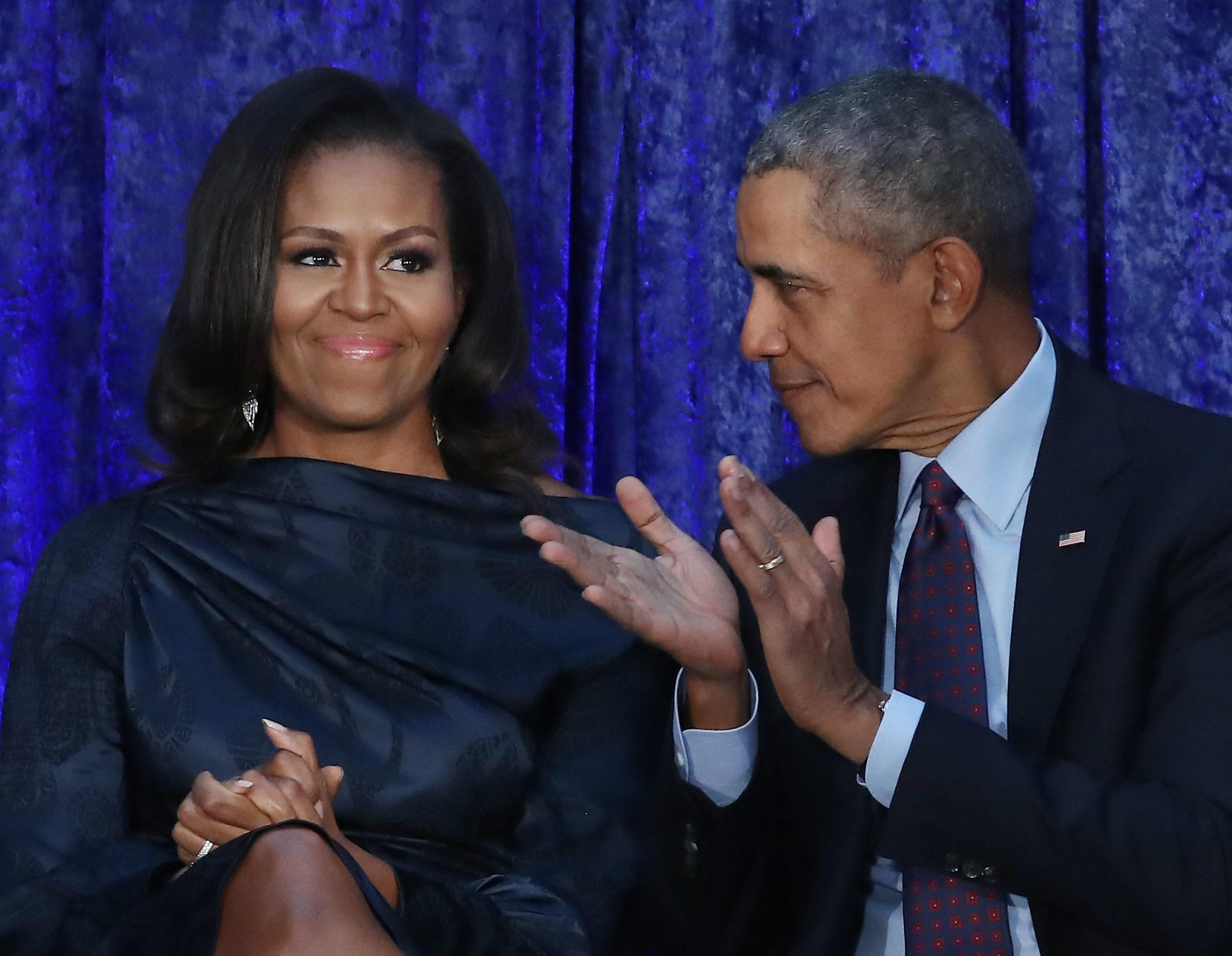 "Thumbnail for Barack Obama knew Michelle was ""the one"" because of these 3 things"