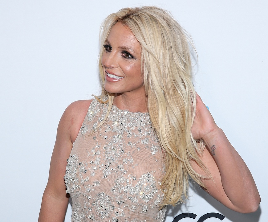 Thumbnail for The simple yoga moves Britney Spears uses to combat travel exhaustion