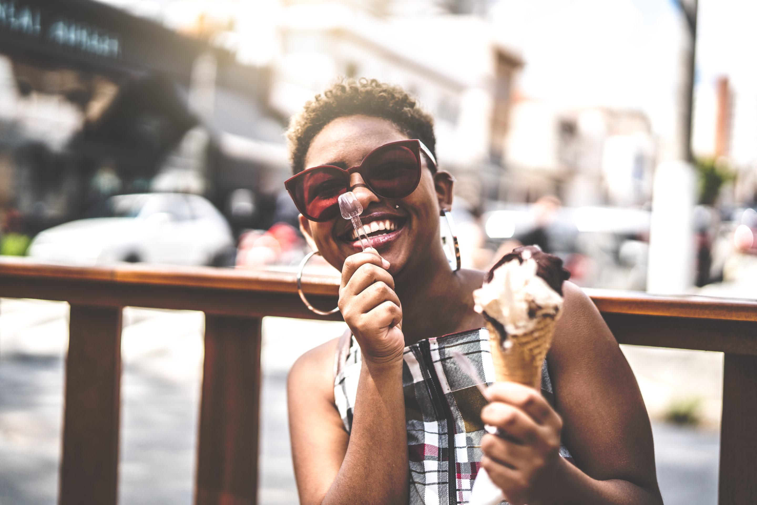 Find sweet relief from the NYC heat by treating yourself to the city's top vegan ice cream