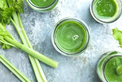 Celery juice is seriously trending right now—but why?
