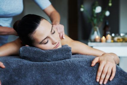 I got a CBD massage—this is what it was like