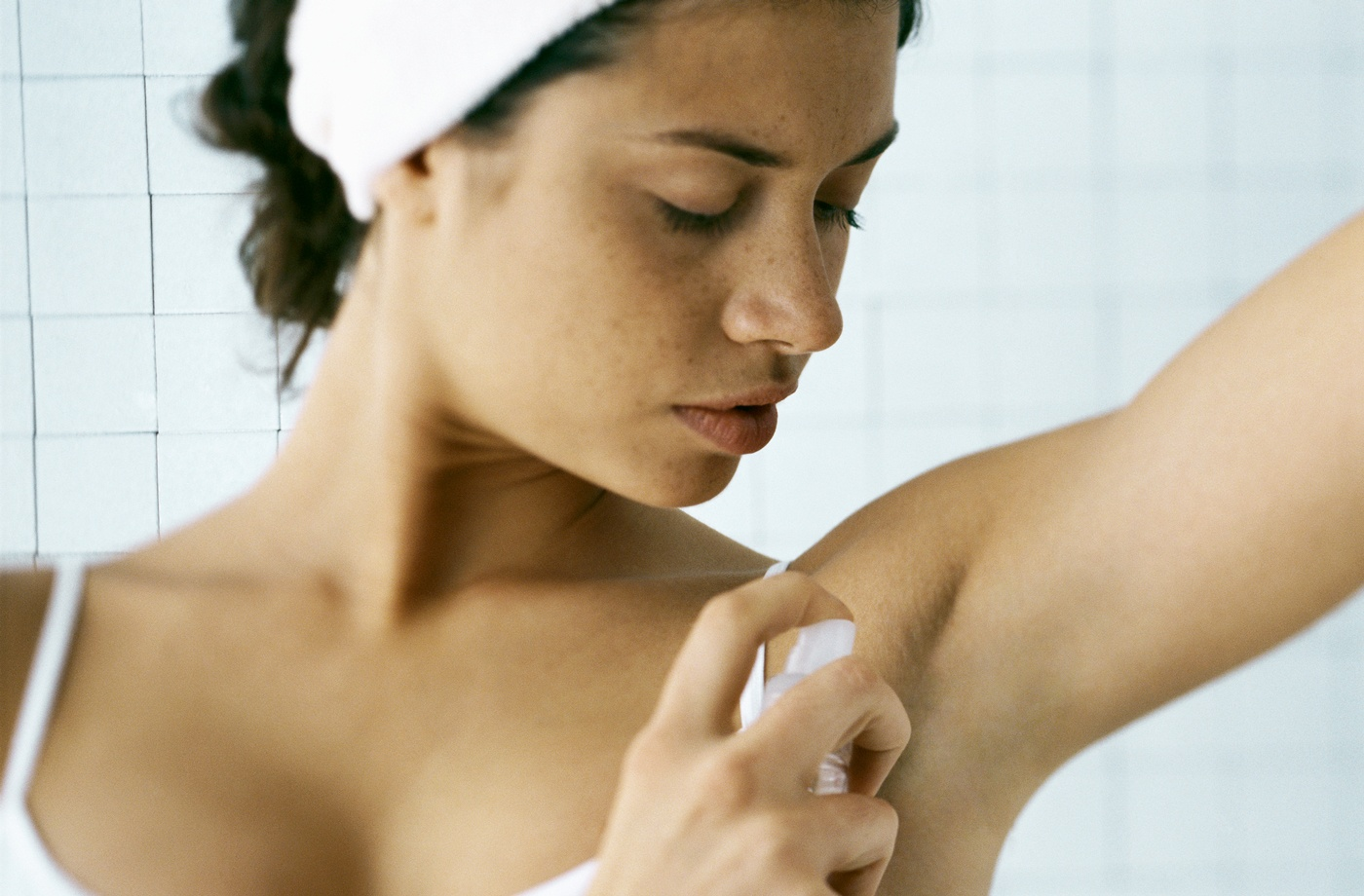 Thumbnail for So there's aluminum in your deodorant—here's what that means for your armpits