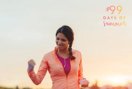 Your clothes are the one place you aren't using sunscreen but should