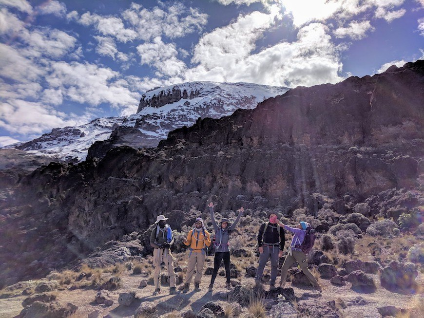 Thumbnail for I was part of the first all-black group from the U.S. to climb Mount Kilimanjaro