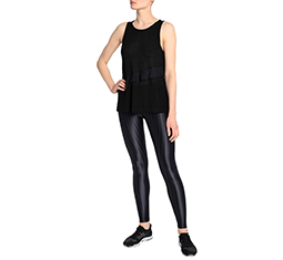 Thumbnail for I wear black basics for every workout but *this* new trend has me going bold