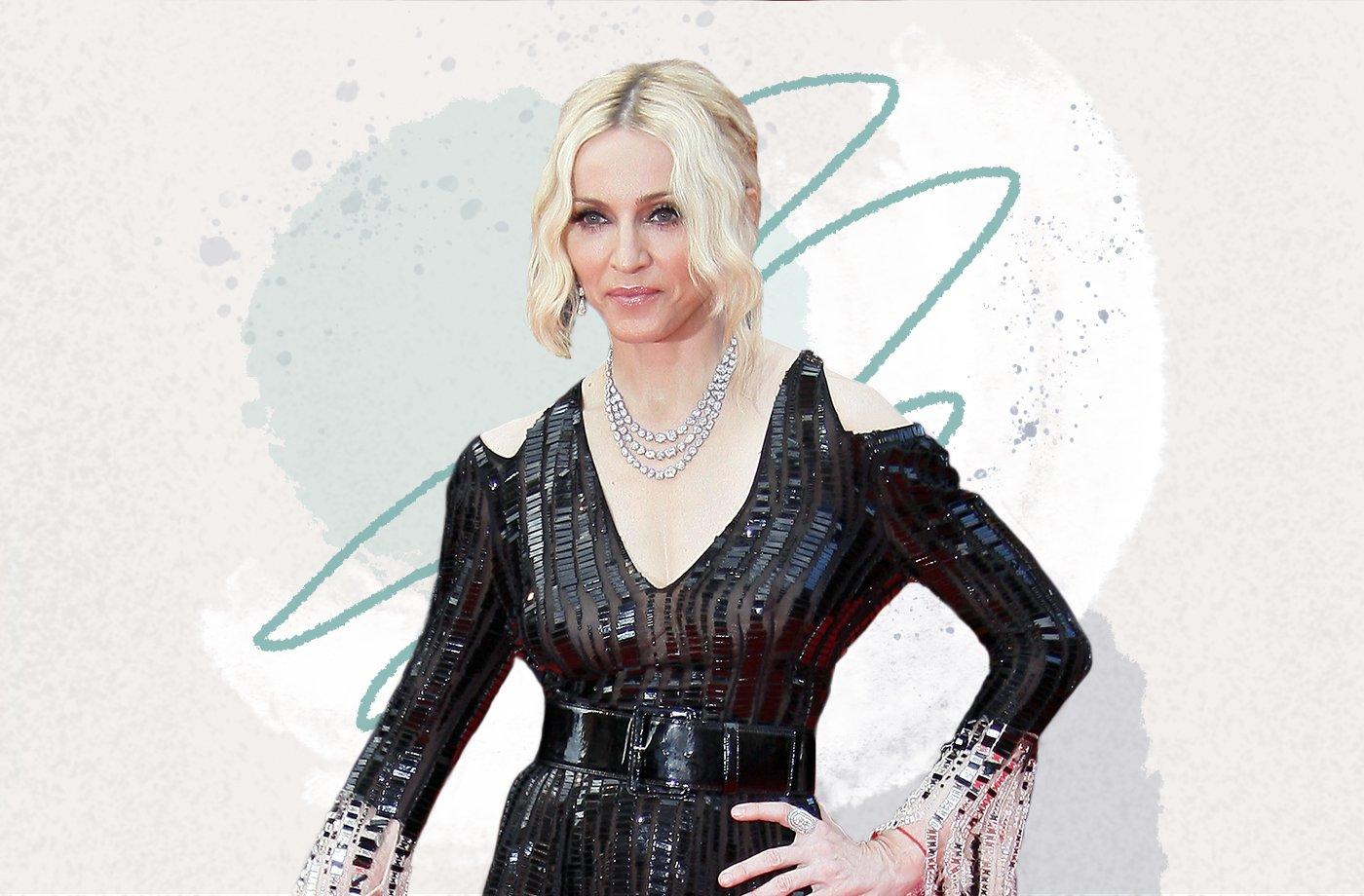 Thumbnail for Like a wellness maven: 4 ways Madonna keeps her health shiny and new at every age