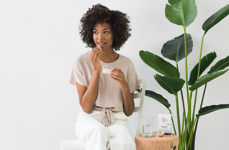 nioxin hair loss supplement