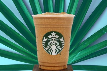 Starbucks Protein coffee drink