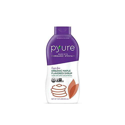 Pyure Sugar Free Organic Maple Flavored Syrup