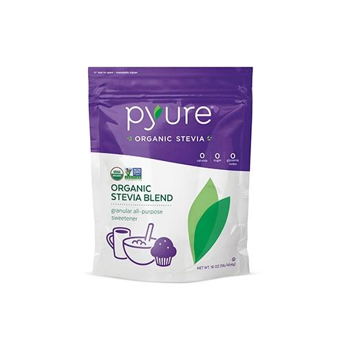 Pyure Organic Stevia Blend, Granular All-Purpose Sweetener