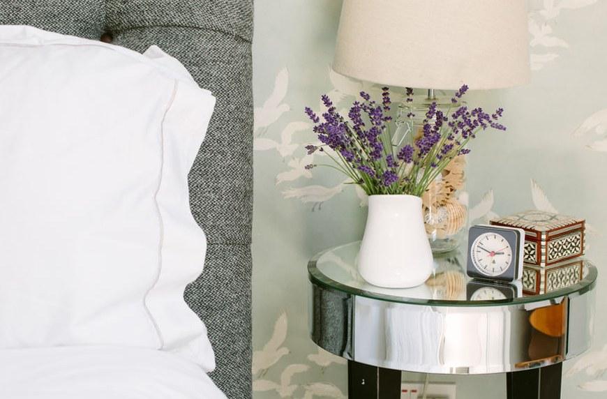 Aromatherapy sleep hack