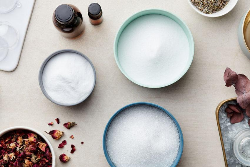 In a pinch? Table salt is a *serious* option to cure your next breakout