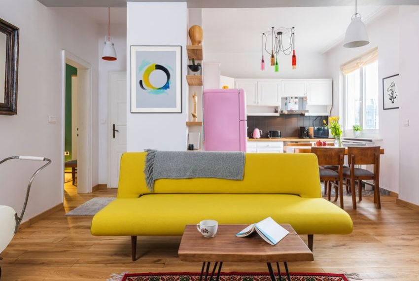 8 bright ideas for adding turmeric yellow decor to your home
