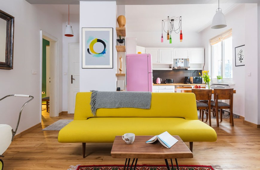 Thumbnail for 8 bright ideas for adding turmeric yellow decor to your home