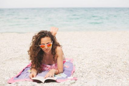 To get over my ex, I read over 50 romance novels