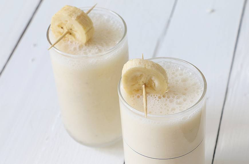 Meet banana milk: vegan dairy alternative | Well+Good