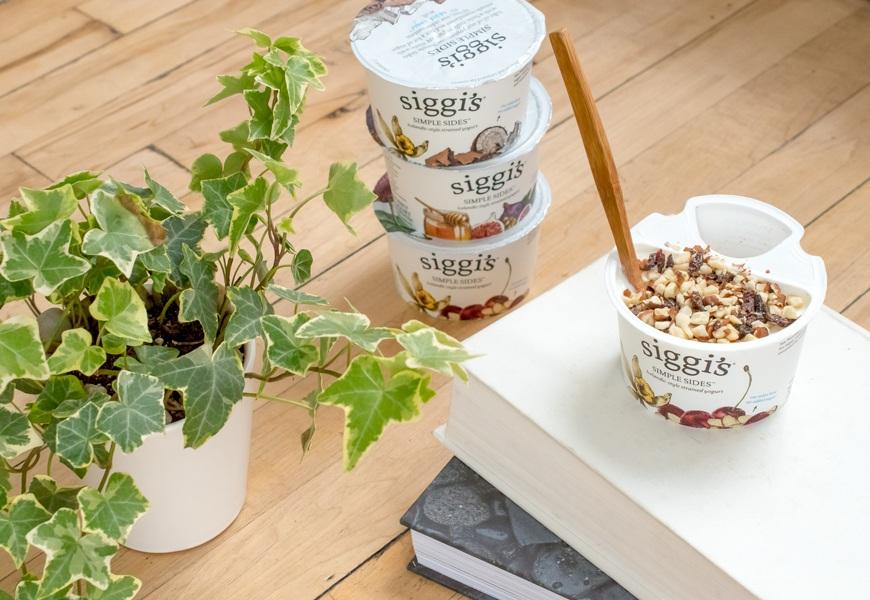 siggi's Simple Sides yogurt
