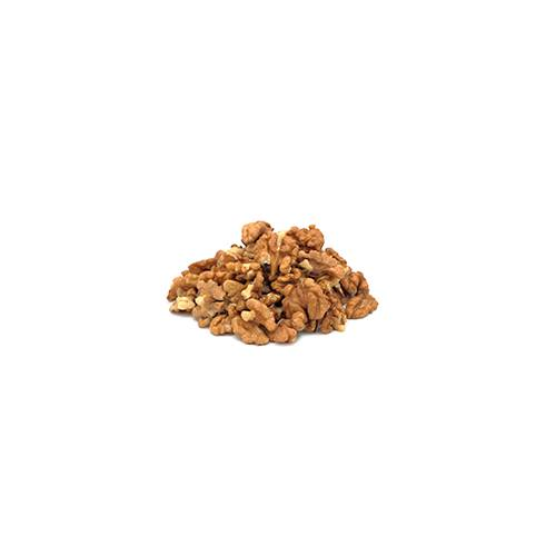 crushed walnuts
