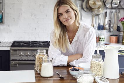 A model-turned beauty nutritionist shares her top 5 skin nutrients