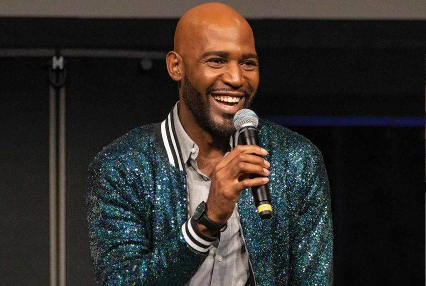Why Karamo Brown thinks *this* old-school crush advice deserves a failing grade