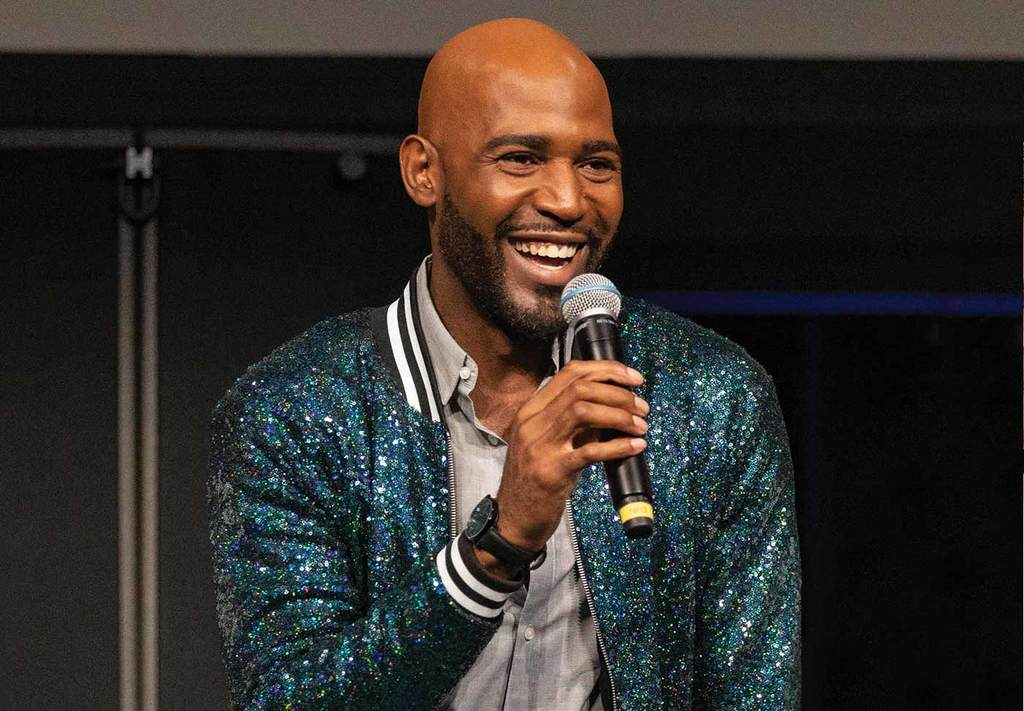 Thumbnail for Why Karamo Brown thinks *this* old-school crush advice deserves a failing grade