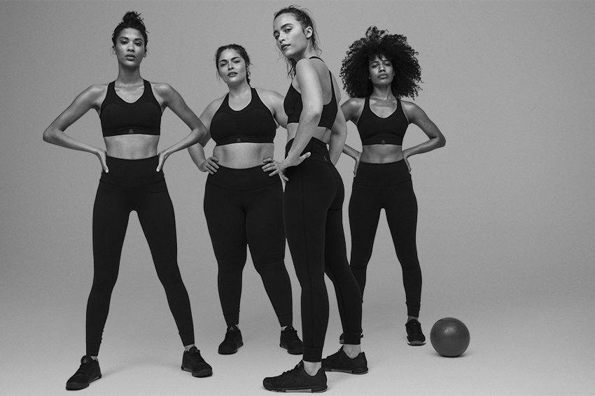 Reebok's New Sports Bra Is a Breastplate for Your Boobs—Here's What Working Out in One's Like
