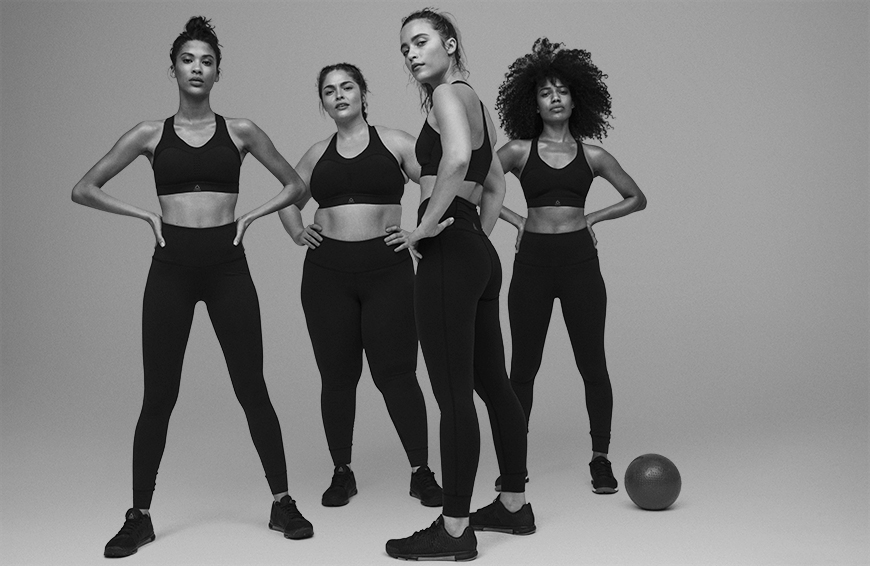 Thumbnail for Reebok's New Sports Bra Is a Breastplate for Your Boobs—Here's What Working Out in One's Like