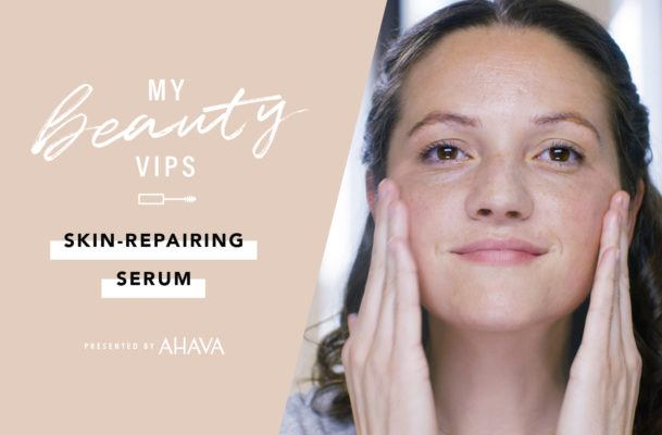 The two-step nighttime skin-care hack that will boost your glow while you sleep