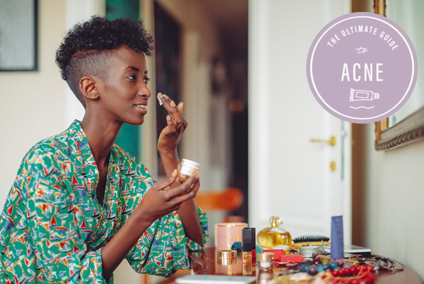 8 crazy effective anti-acne products that skin-care pros swear by
